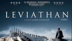 Leviathan-elokuvan juliste