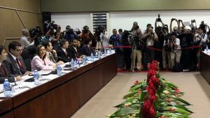 Kuuba yhdysvallat neuvottelut.