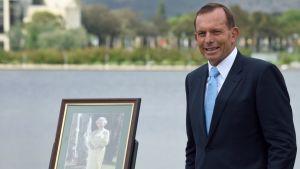 Tony Abbott Australian kansallispäivänä