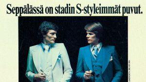 Seppälä S-style mainos.