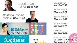 Yle Sápmi jagis 2015.