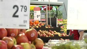 Citymarketin hedelmätiski
