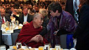 Dalai Lama.