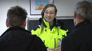 Savonlinna lentoasema matkustaja palvelu lentokenttä kenttäpalvelut