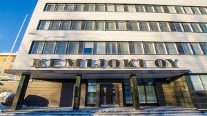 Kemijoki Oy, Rovaniemi