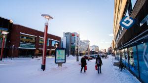 Rovakatu, Rovaniemi