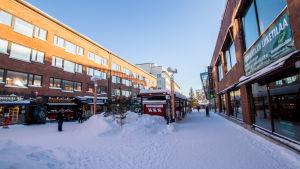 Kävelykatu, Rovaniemi