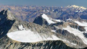 Andien vuoristoa Chilessä.