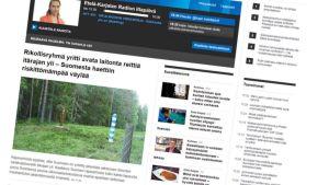 Helmikuu alkoi vilkkaasti Yle Etelä-Karjalan verkkosivuilla.