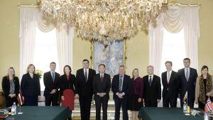 Maailmanpankin pääjohtaja Jim Yong Kim vierailee pankin Pohjoismaiden ja Baltian vaalipiirin kuvernöörien kokouksessa Helsingissä.