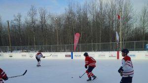 Maailman pisin jääkiekko-ottelu