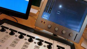 Radio Hämeen äänipöytä