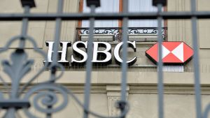 HSBC pankin logo.