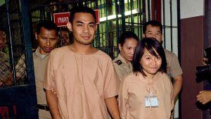 Patiwat Saraiyaem ja Porntip Mankong.