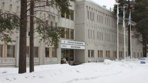 Säteilyturvakeskus Rovaniemen Lähteentiellä