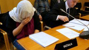 Kuopion lapsisurmien käsittely alkoi Pohjois-Savon käräjäoikeudessa