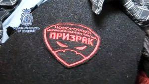 hihamerkki takissa