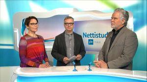 Yle Oulun Nettistudio 2.3.2015