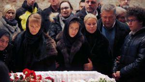 Boris Nemtsoville järjestetään muistotilaisuus Andrei Saharov-keskuksen tiloissa Moskovassa.