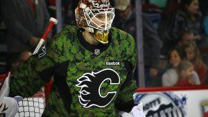 Joni Ortio, Calgary Flames