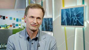 Rikosoikeuden professori Kimmo Nuotio.
