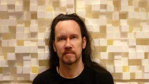 kirjailija JP Koskinen