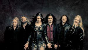 Nightwish vuosimallia 2015.