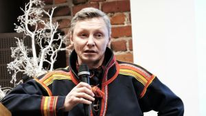 Per Olof Nutti, SPR dievasčoahkkin 19.3.2015.