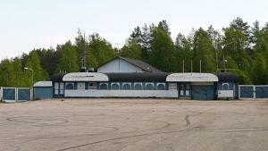 Huparin eli Kajaanin Huvipuiston rakennukset
