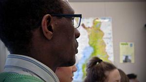 Kongolainen Pancrace Ruzindana saapui pakolaisena Seinäjoelle 2,5 vuotta sitten. Hänen ryhmänsä jälkeen Seinäjoki ei ole vastaanottanut uusia pakolaisryhmiä.