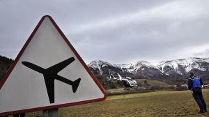 Germanwings koneturma.