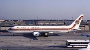 Egypt Air Lentoturma vuonna 1999.