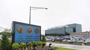 NSA:n päämaja Fort Meadessa, Marylandissa.