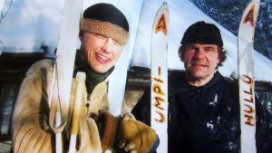 Heikki Rantanen ja Kai Lehtinen