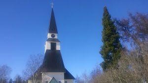 Rovaniemen kirkon torni