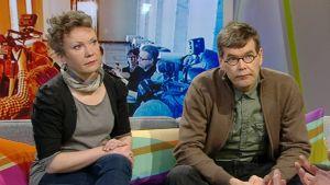 Hanna Weselius  jaJuhani Niiranen.