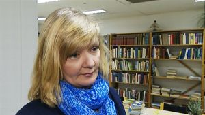 Anna-Maria Kantola.