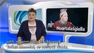 Yle Ođđasat 9.4.2015