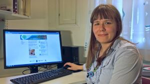 Tutkija Heta Heiskanen