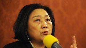 Gao Yu.