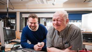 Juhani Forsman ja Petri Julkunen.