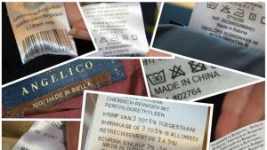 Vaattevallankumous , vaatteiden pesulappuja