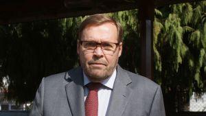 Suomen Nepalin-suurlähettiläs Asko Luukkainen