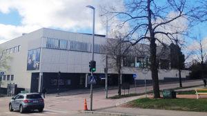 Jyväskylän kaupunginteatteri.