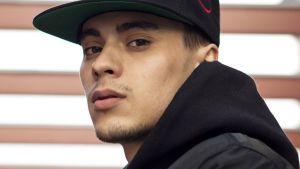 Rap-artisti Mikael Gabriel.