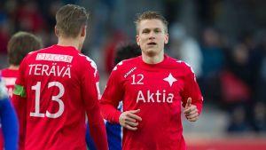 HIFK:n Otto-Pekka Jurvainen