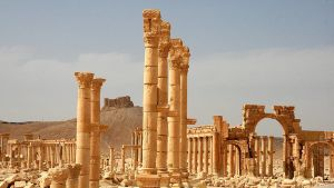 Palmyra, Syyria