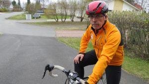 Matti Purtanen, pyöräilijä
