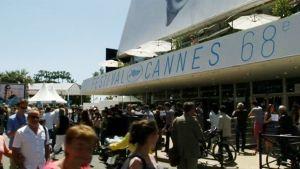 Cannesin elokuvajuhlat.