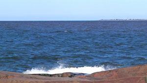 Selkämeri Kallon saaren edustalla